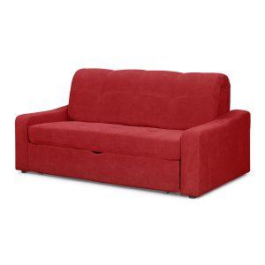 ספה נפתחת למיטה זוגית עם ארגז מצעים Cassandra-2
