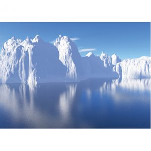 Iceberg תמונת פרספקס