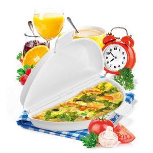 כלי להכנת חביתות במיקרוגל Microwave Omelet Maker