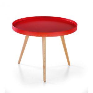 Kristoff-שולחן סלון אדום