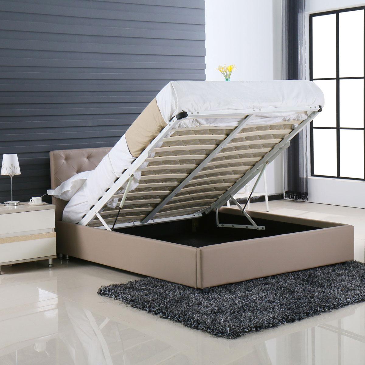 הוראות חדשות מיטות מתכת/עץ מלא, מיטות זוגיות, ילדים/נוער וקומתיים | מיטות ND-79