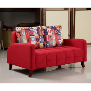 ספה S1501 אדום