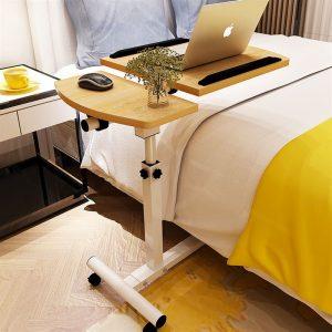 SANTOS שולחן עבודה מתכוונן ומתקפל למחשב או לפטופ
