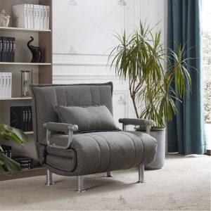 TOBIAS כורסא נפתחת למיטת יחיד במגוון צבעים