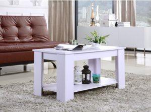 שולחן סלון נפתח  Lift -Up Table AMY