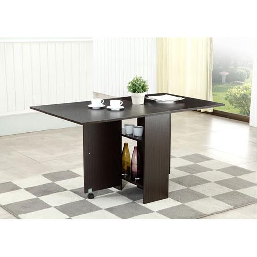 האחרון שולחן אוכל מתקפל OSLO - | Bradex - איכות ואחריות 100% √ UX-64