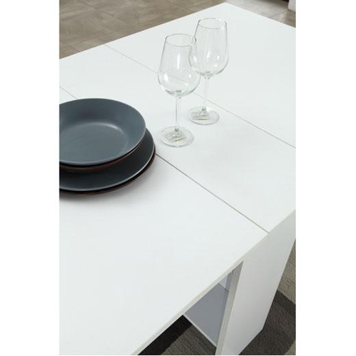 ברצינות שולחן אוכל מתקפל OSLO - | Bradex - איכות ואחריות 100% √ SA-63