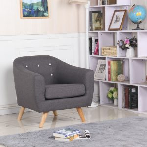 Wengen_כורסא מעוצבת אפור