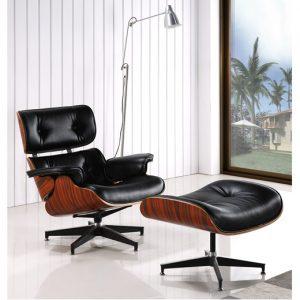 כורסא מעוצבת עם הדום i-VOGA