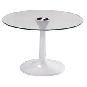 שולחן סלון עגול Garda