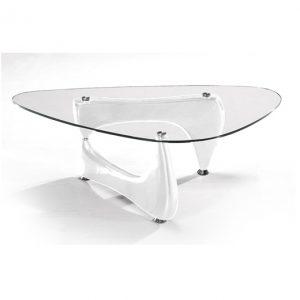 Leda-White שולחן סלוני