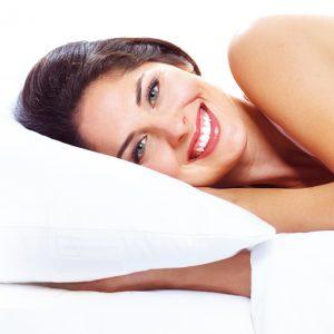 כרית ויסקו אורטופדי Deluxe Memory Pillow