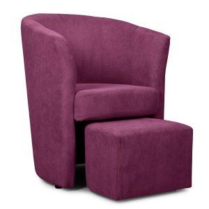 כורסא מעוצבת עם הדום DJERBA