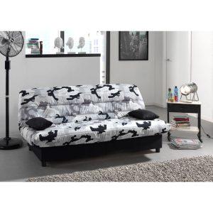 ENZO ספה נפתחת למיטה עם ארגז מצעים