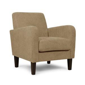RUDI כורסא מעוצבת מבד