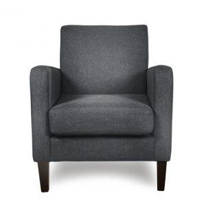 כורסא מעוצבת מבד RUDI