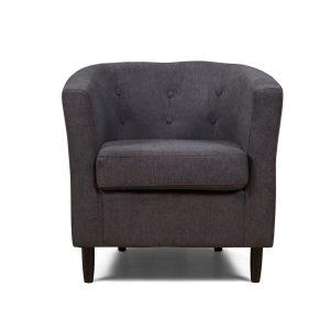 MAURICE כורסא מעוצבת בודדת מבד מבית ברדקס