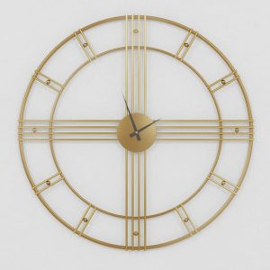שעון קיר PARIS גדול ומעוצב
