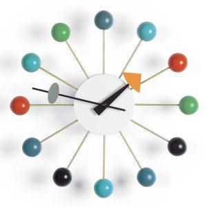 BALL CLOCK שעון קיר מעוצב ויוקרתי