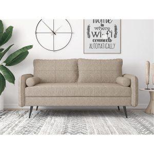 FOCUS ספה תלת מושבית מעוצבת