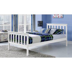 מיטת יחיד PROSPER לילדים ונוער מעץ מלא 90*190 ס''מ