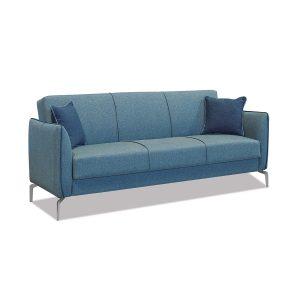 ספה תלת מושבית FELLIS נפתחת למיטה עם ארגז מצעים