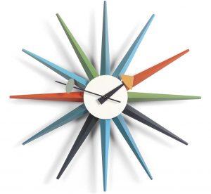 STARBURST שעון קיר יוקרתי