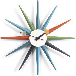 שעון קיר מעוצב Sunburst-1