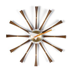 שעון קיר מעוצב SPINDLE