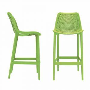 כסא בר PRIDE מעוצב חזק במגוון צבעים
