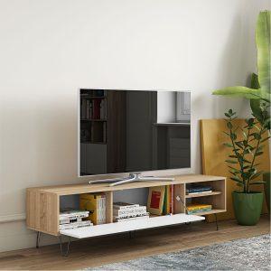 מזנון טלוויזיה AERO TV מעוצב 165 ס''מ תוצרת אירופה