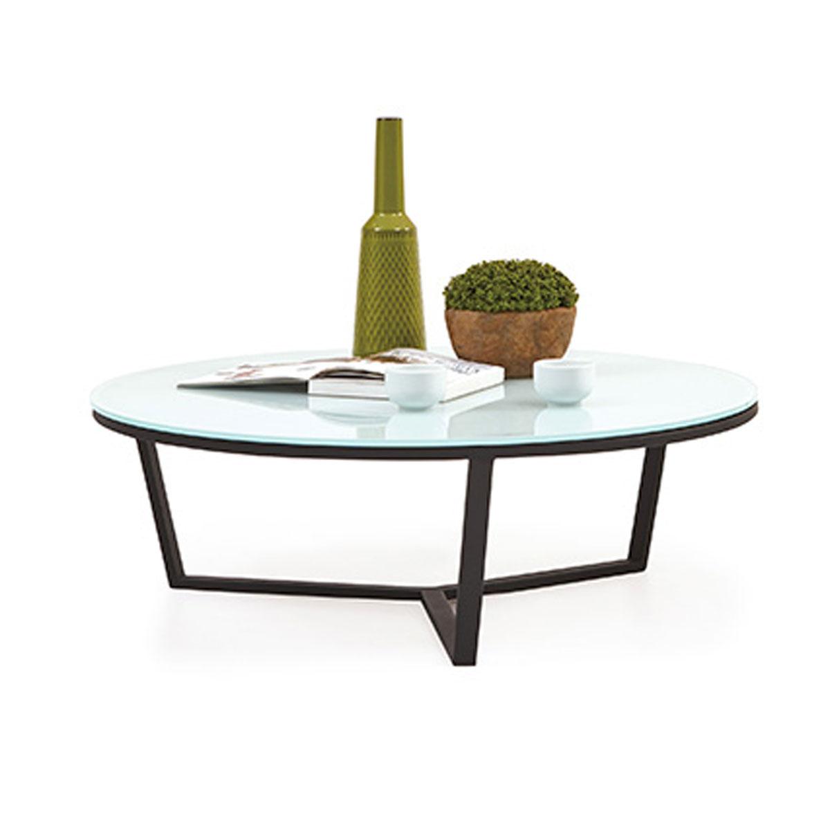 סופר שולחן סלון עגול יוקרתי ARMIN - | Bradex - איכות ואחריות 100% √ GW-64