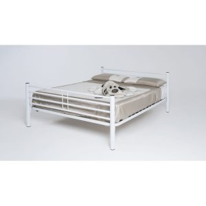 KALIA מיטת מתכת זוגית למזרן 140*190 ס''מ