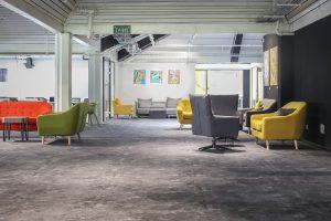 ספות SOHO וכורסאות WENGEN, ירוק – קמפוס רופין