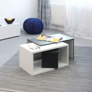 BOX שולחן סלון מודולרי