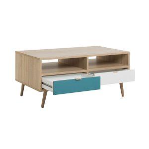 שולחן סלון CUBA-55
