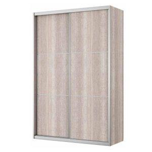 RAZ ארון הזזה 160 ס''מ שתי דלתות