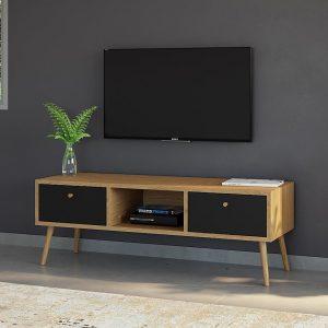 מזנון טלוויזיה ROMA רוחב 120 מעוצב במגוון צבעים