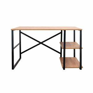 שולחן כתיבה ROSS עם מדפים