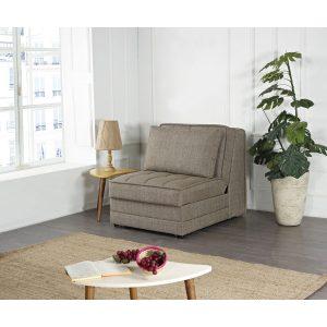 BARRISTA כורסא נפתחת למיטה עם ארגז מצעים