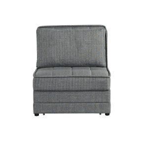 BARRISTA כורסא נפתחת למיטה עם ארגז מצעים מתצוגה