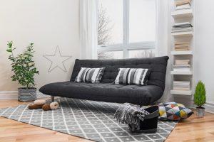 ARIS ספה מעוצבת נפתחת למיטה