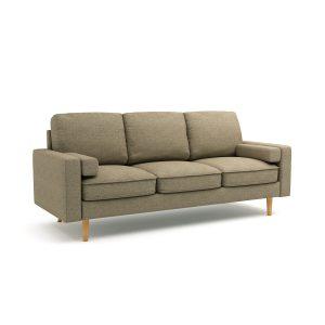 MARDI ספה תלת מושבית בעיצוב קלאסי