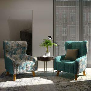 כורסא מעוצבת MODA