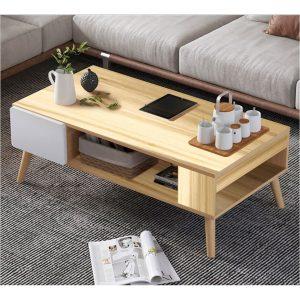 שולחן סלון TESS עם מגירות