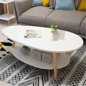 שולחן סלון LENNY עם מדף