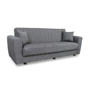 ספה תלת מושבית VOLT נפתחת למיטה עם ארגז מצעים