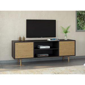 מזנון טלוויזיה PORTO מודרני במגוון צבעים רוחב 140 ס''מ