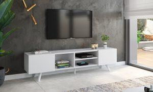 מזנון טלוויזיה FLORIDA באורך 160 ס''מ
