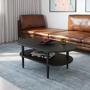 MARYLAND שולחן סלון שחור